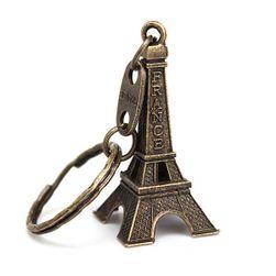 Breloc Eiffel - 3 culori