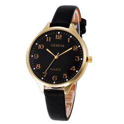 Ženski sat sa uskim kaišem - 7 varijanti