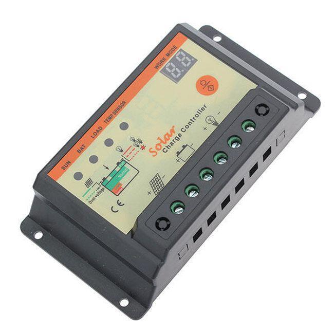 Fotovoltaický regulátor 1