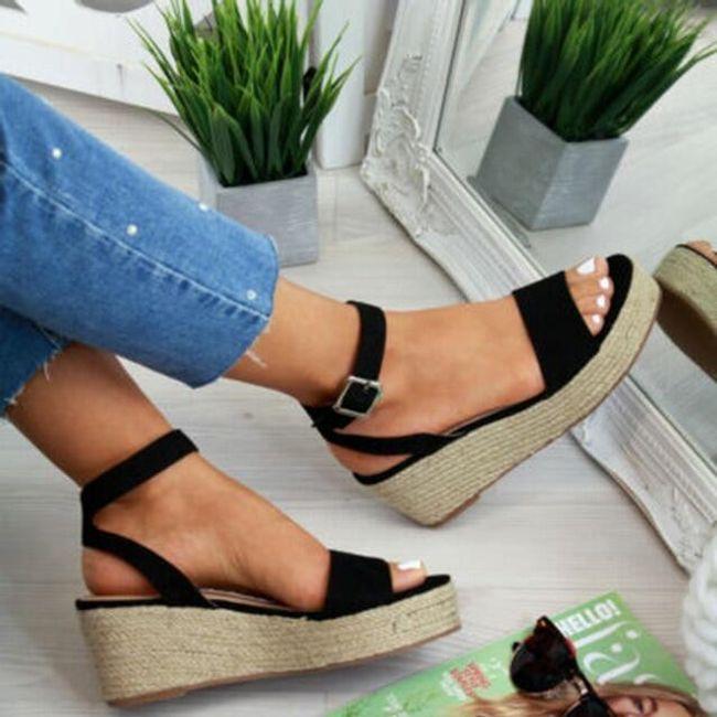 Dámské sandály Cammi 1