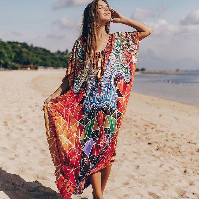 Plážové šaty TF7018 1