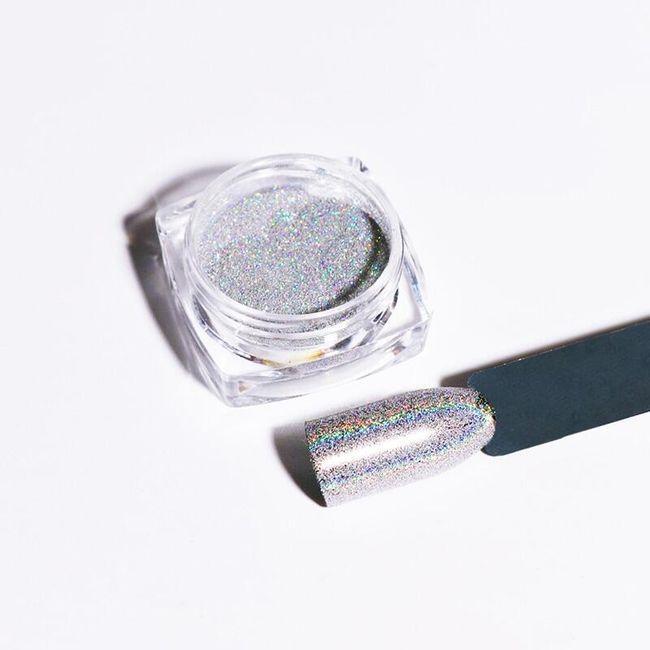 Prášek na nehty X49 1