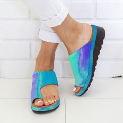 Pantofle na vbočený palec Riona
