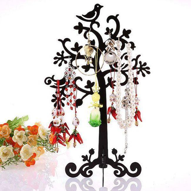 Подставка для украшений- Дерево 1