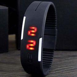 Sportowy zegarek LED