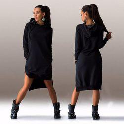 Stylowa długa damska bluza - 2 kolory