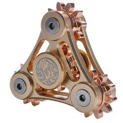 Fidget spinner - koła zębate