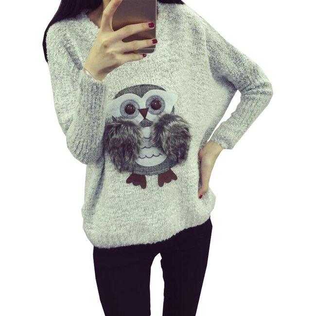 Ženski džemper Evelin 1