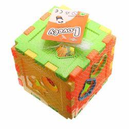 Kocka za ubacivanje različitih oblika za Vaše najmlađe