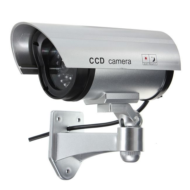 Atrapa kamery bezpieczeństwa 1