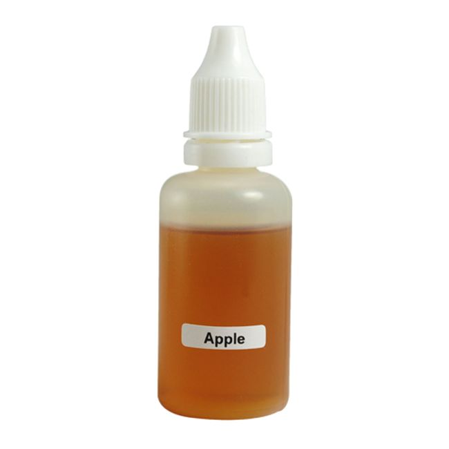 30ml E-liquid, příchuť Jablko, vysoký obsah nikotinu 1