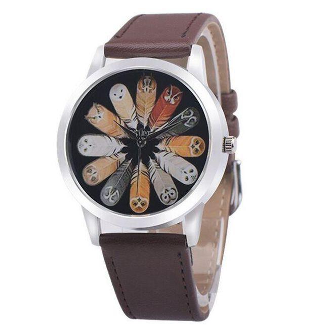 Dámské hodinky se sovičkami - 3 barvy 1