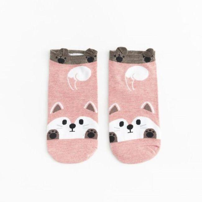 Dámské ponožky Meddie 1