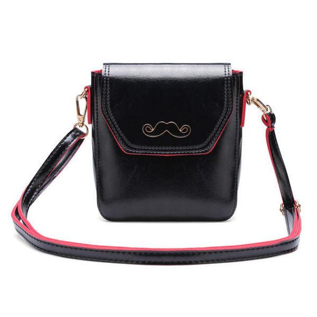 Женская сумка с усами - 3 цвета 1