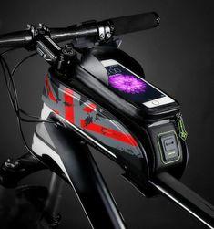 Torbica za okvir bicikla - 4 boje