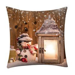 Novogodišnja navlaka za jastuk B05322