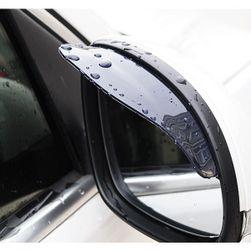 Pokrywy boczne na lusterko samochodowe - 2 sztuki