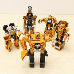 Játékok Transformers stílusban