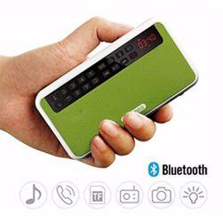 Głośnik Bluetooth z nagrywaniem 5 w 1