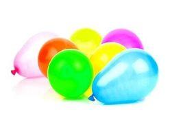 Lateks baloni na naduvavanje MY PARTY 25,3 cm, 8 kom, neon PD_1028863