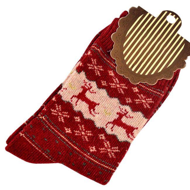 Dámské ponožky V01 1