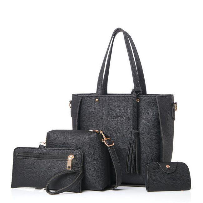 Četvorodelni modni set torbi - 5 boja 1