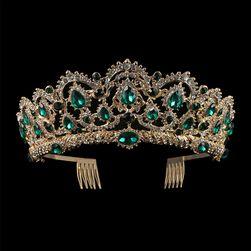 Женская корона QEEN1