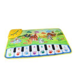 Dětský hudební kobereček se zvířátky