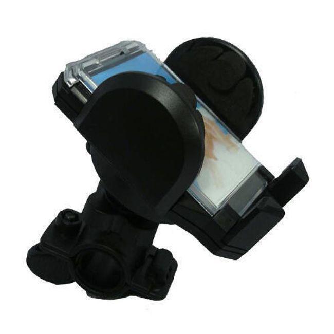 Držák na mobil a GPS na řídítka kola 1