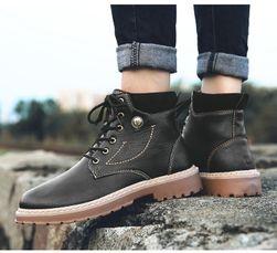 Мужские зимние ботинки Dex