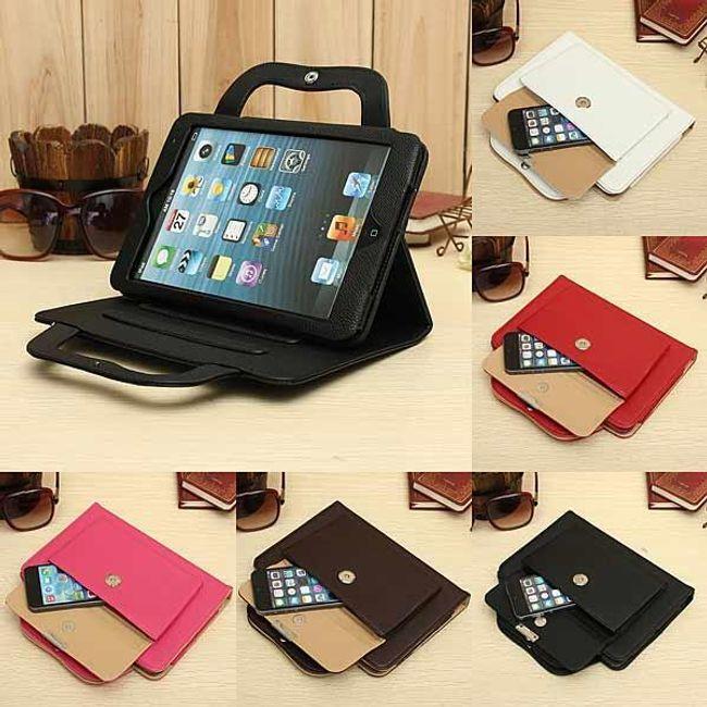 Дорожная сумка и защитный чехол для iPad mini - 5 цветов 1
