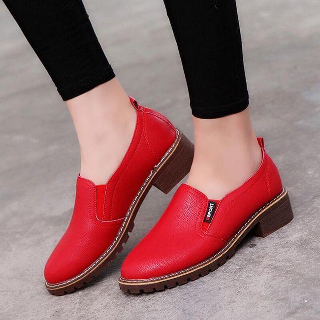 Női cipő őszre és tavaszra