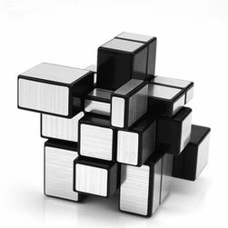 Mirror Cube - puzzle pentru exigenţi