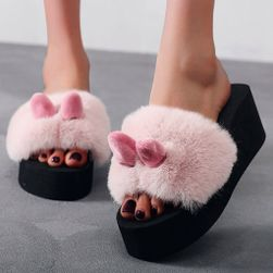 Papuci cu platformă pentru femei TF5010