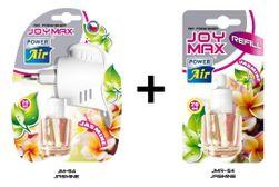 JOY MAX légfrissítő aljzatok 1 + 1 - Jázmin