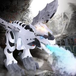 Robot dinosaurus Graves