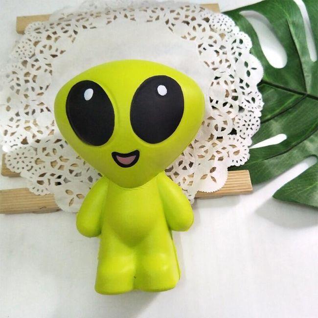 Antystresowa zabawka Alien 1