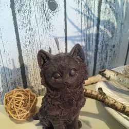 Fekete macska gyertya