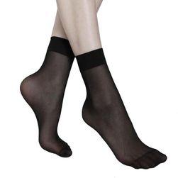 Najlon čarape - razne boje (10 komada)