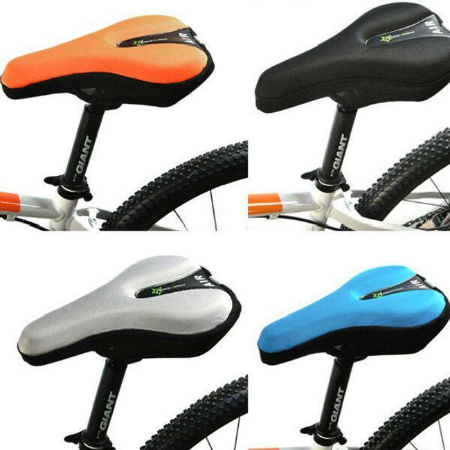 Gel prevleka za kolesarski sedež - 5 barv 1