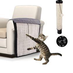 Kočičí škrabadlo na gauč Sean