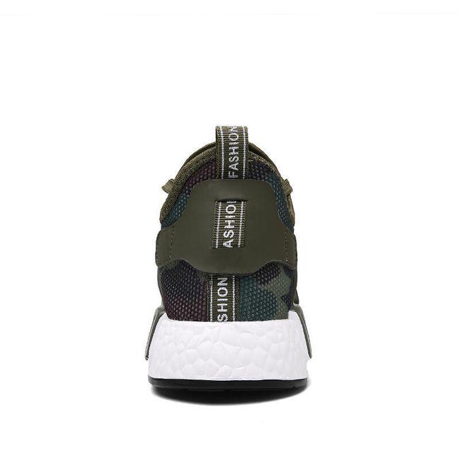 Légáteresztő álcázási cipők