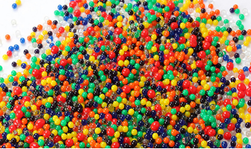Hidrogél golyók - 10 000 darab