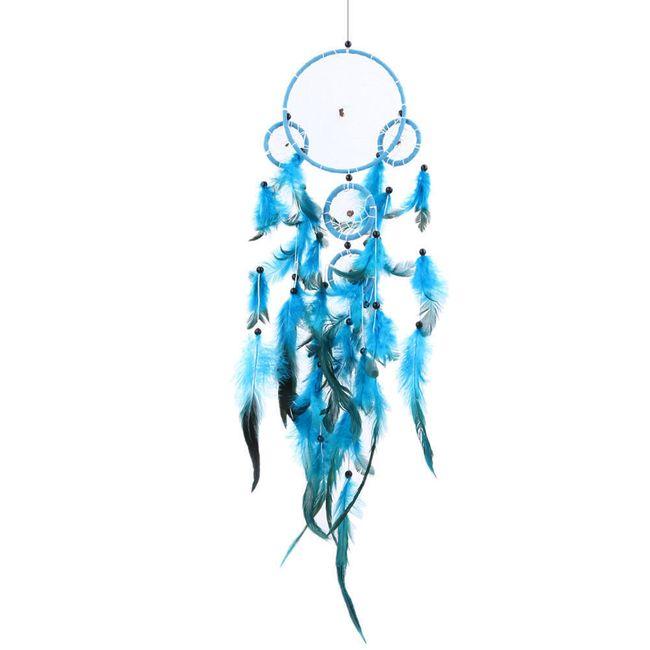 Modrý lapač snů 1