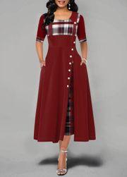 Ženska obleka Markett