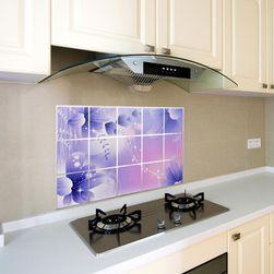 Стикер за кухня с мотив на цветя