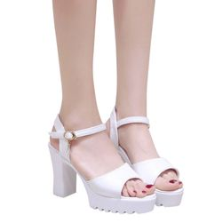 Dámské boty na podpatku Feliciana