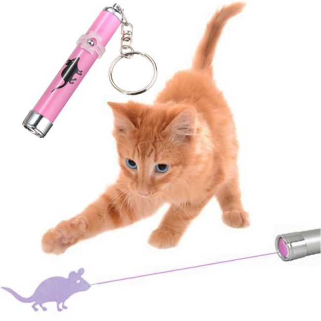 Laser - miška 1