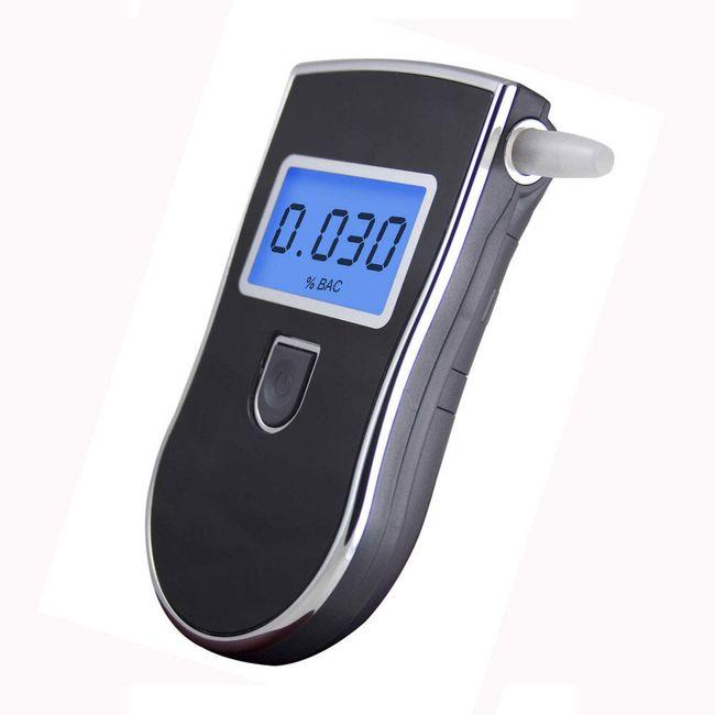 Dijital alkol test cihazı 1