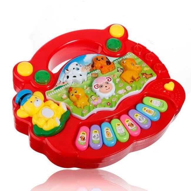 Muzička igračka - farma sa životinjama 1